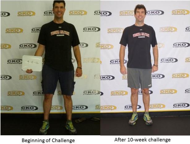 10-week results
