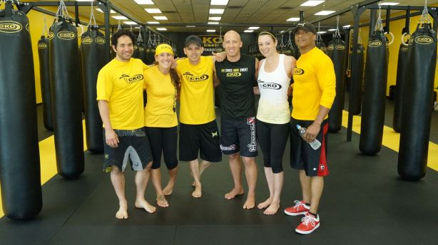 Part of the unstoppable team that is CKO!